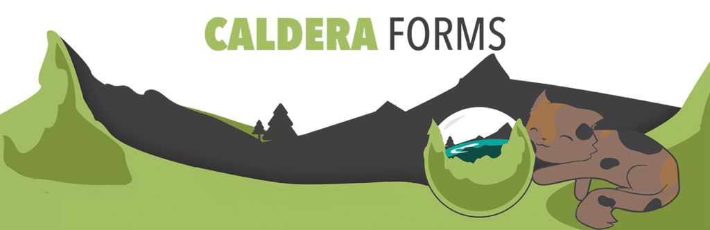 Catdera Caldera Forms Banner