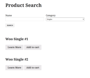 Add an AJAX add to cart button in Caldera Easy Pods Search Results