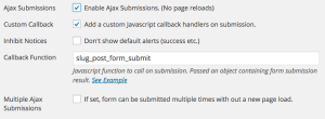 Caldera Forms Custom JavaScript Callback Function