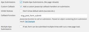 Caldera Forms Custom JavaScript Callback Function