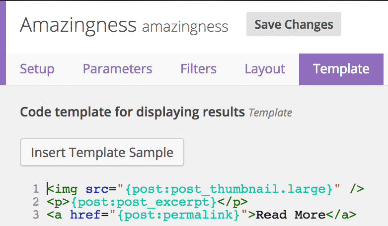 Clarity Image Size Templating