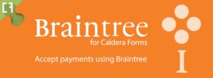 Caldera Forms BrainTree Banner