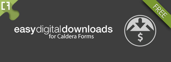 Easy Digital Downloads For Caldera Forms