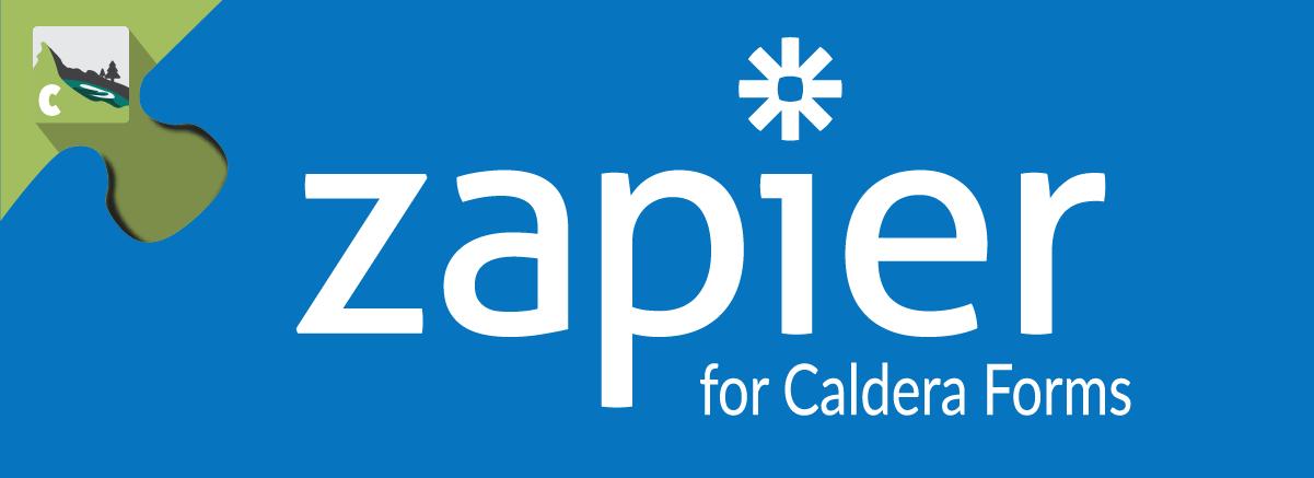 Caldera Forms Zapier Banner