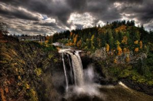 Snoqualmie Falls Twin Peaks