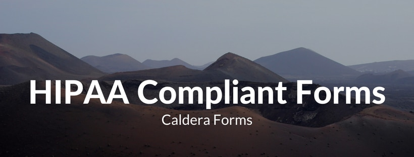 This Is How You Create A HIPAA Compliant Form - WordPress