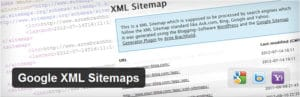 An illustration of XML sitemap.