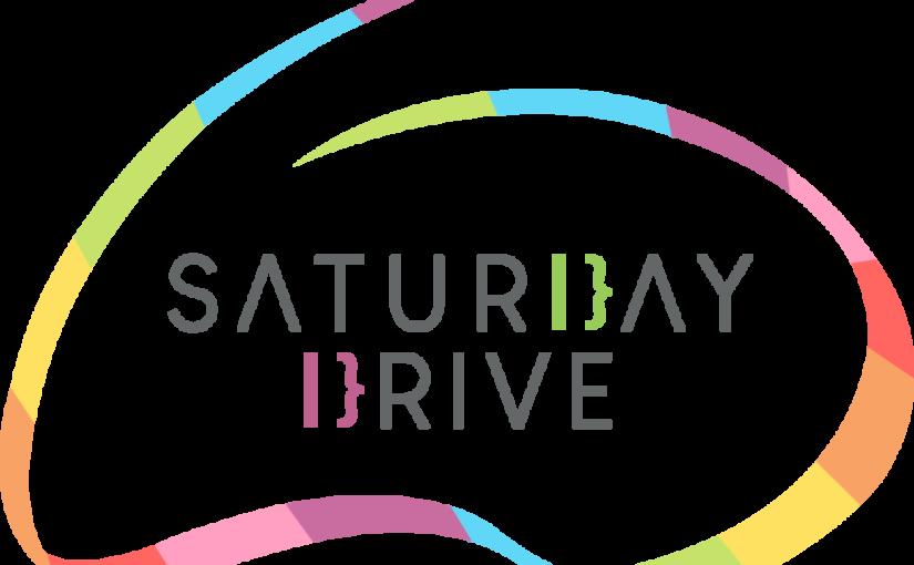saturday drive logo
