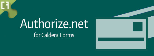 Authorize.net for Caldera Forms