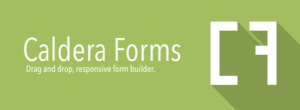 Caldera Forms -- Responsive, drag and drop form builder.