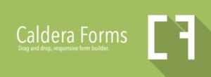 Caldera Forms -- Responsive, drag and drop form builder.