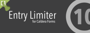 Entry Limiter for Caldera Forms