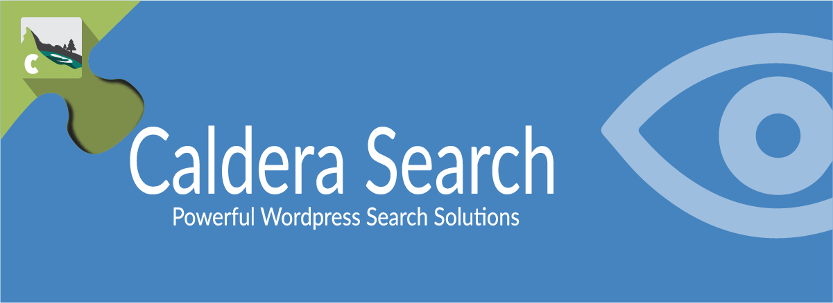 Caldera Forms Search Bundle Banner