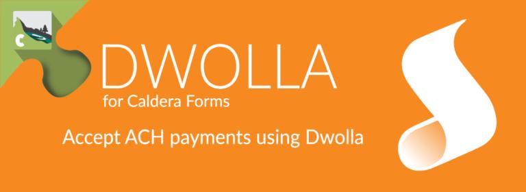 Dwolla For Caldera Forms