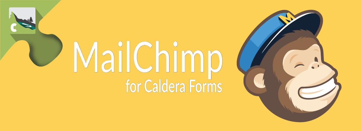 Caldera Forms MailChimp Banner
