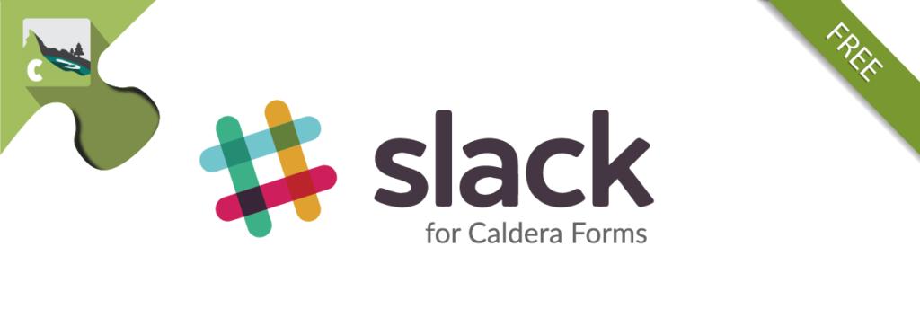 Caldera Forms Slack Banner