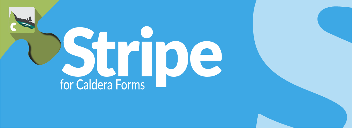 Stripe For Caldera Forms Banner