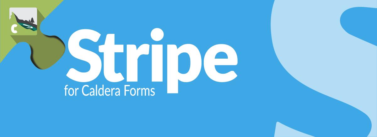 Stripe - Getting Started - WordPress Form Builder | Caldera