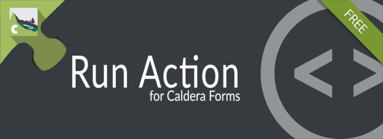 Caldera Forms Run Action Banner