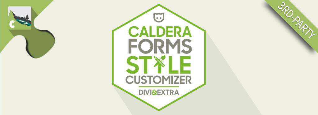 Caldera Forms Style Customizer Banner