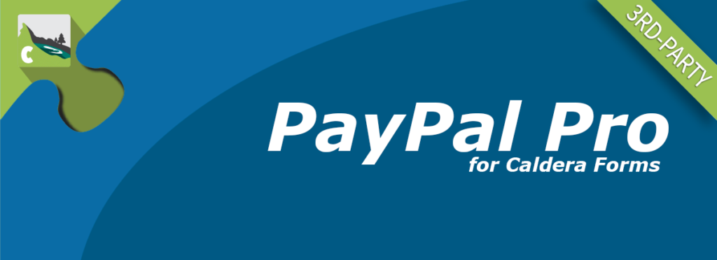 PayPal Pro For Caldera Forms - WordPress Form Builder | Caldera Forms