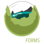 The Caldera globe logo with the words Caldera Forms below it
