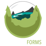 The Caldera globe logo with the words Caldera Forms below it